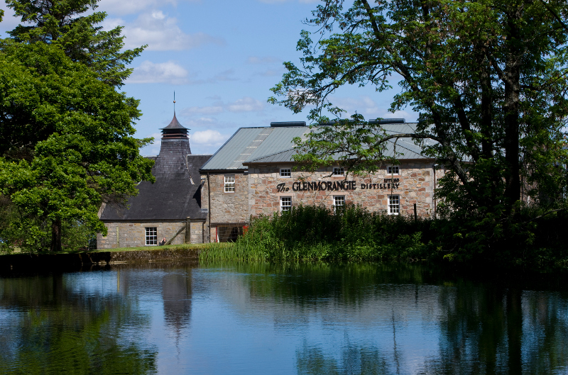 Glen Morangie Distillery