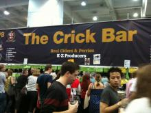 The Crick Bar