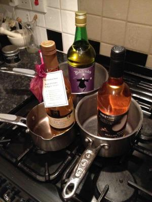 Mulled ciders